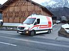 Frontalkollision auf B159 in Rif bei Hallein