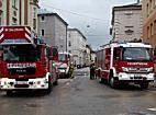 Kellerbrand in der Paracelsusstraße