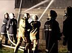 Feuer vernichtet Wirtschaftsgebäude