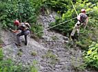 Bergputzer in Salzburg wieder im Einsatz