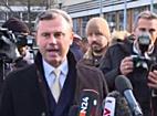 BP-Wahl: Norbert Hofer bei der Stimmabgabe
