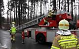 Feuerwehreinsatz in Wals