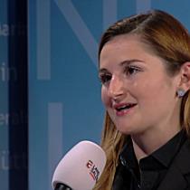 Salzburger Landtagswahl: Marlene Svazek im Interview