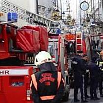 Kabelbrand in Wohn- und Geschäftshaus in der Getreidegasse