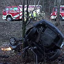 Schwerer Verkehrsunfall in Niederalm
