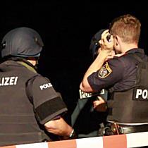 Schießerei im Dr-Hans-Lechner-Park fordert Verletzten