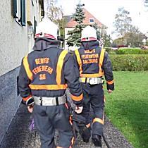 Wohnungsbrand in König-Ludwig-Straße in Salzburg