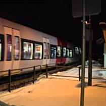 Tödlicher Unfall am Bahnhof von Bad Vigaun