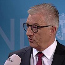 Salzburger Landtagswahl: Walter Steidl im Interview