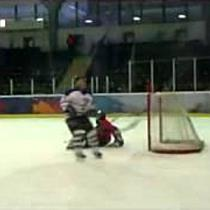 Eishockey: Stadtliga Blitzturnier 2008