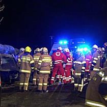 Schwerer Unfall auf Mattseer Landesstraße