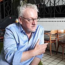 """""""Die Toten von Salzburg"""": Interview mit Erhard Riedelsperger"""