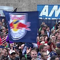 Red Bull Salzburg feiert Eishockey-Meister