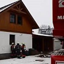 Saunabrand in Einfamilienhaus im Wartbergweg