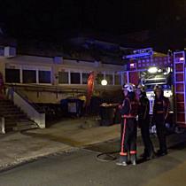 Wohnungsbrand in der Haunspergstraße
