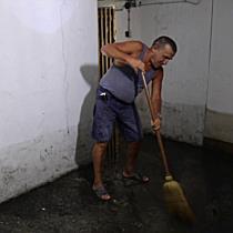 Unwetter über Salzburg sorgt für überflutete Keller