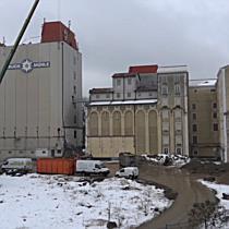 Rückbau der Rauchmühle begonnen