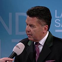 Salzburger Landtagswahl: Hans Mayr im Interview