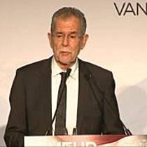 Van der Bellen startete Wahlkampf mit Unterstützung von ÖVP