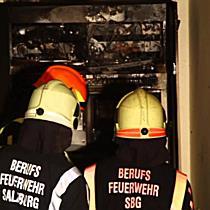Brand in Mehrparteienhaus an der Neutorstraße: Stromverteilerkasten brennt ab