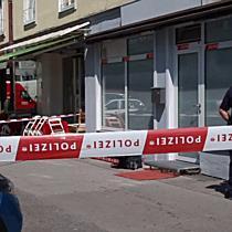 Raubüberfall auf Wettlokal in Salzburg