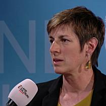 Salzburger Landtagswahl: Astrid Rössler im Interview