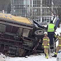 Hallein: Schwerer Unfall auf B159 fordert ein Todesopfer