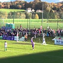USC Eugendorf : SV Austria Salzburg - 3:2 (2:1)