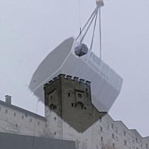 09.11.2017 08:00 Superpuma beliefert Festung (S)