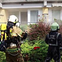 Salzburg: Kellerbrand in der Haunspergstraße