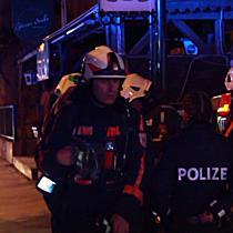 Brand in Gasthaus fordert zwei Leichtverletzte