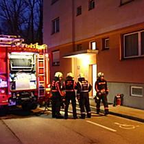 03.04.2017 19:50 Kellerbrand in der Leitmeritzstrasse (S)