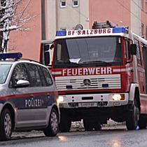 Zimmerbrand in der Siebenstädterstraße