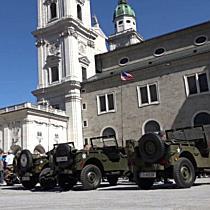 Militärparade zum Gedenken an Rainbow Division (FMT)