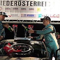 2017 11 11 FMT Siegerehrung Rallye Staatsmeister u 37 Waldviertel Rallye