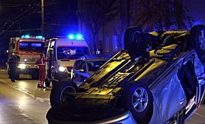 Verkehrsunfall in Salzburg-Lehen
