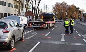Zwei Unfälle innerhalb weniger Minuten auf B155