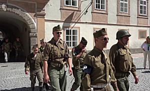 """""""Rainbow Division"""" in der Stadt Salzburg"""