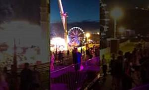 Feuerwehr filmt Diebstahl beim Electric Love Festival
