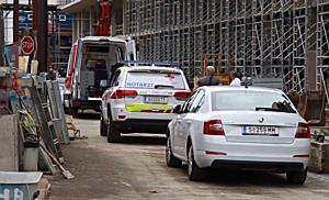 Bauarbeiter stirbt bei Absturz auf Baustelle