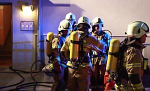 Wohnungsbrand in Salzburg-Lehen fordert mehrereVerletzte