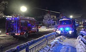 Brand im Sägewerk Radstadt