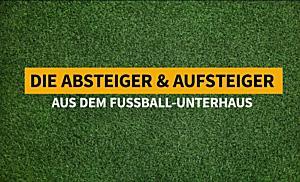 S24 präsentiert die Auf- und Absteiger aus dem Salzburger Fußball-Unterhaus
