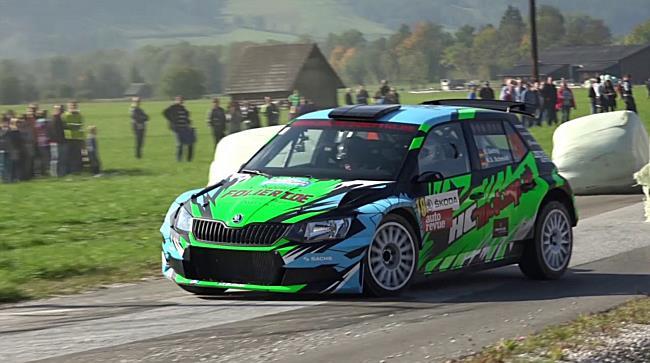 2017 09 30FMT  Liezen Rallye SP7 Highlights