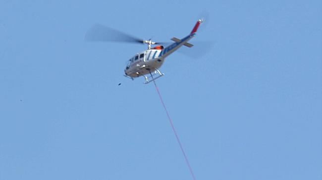 22.03.2018 10:30 Hubschraubereinsatz am Kapuzienerberg (S)