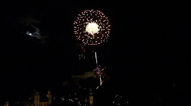 24.09.2018 21:45 Alljährliche Feuerwerk zu Ruperti (S)