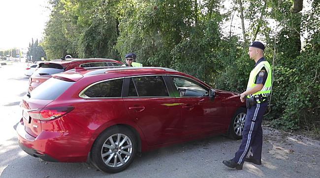 Grenzkontrollen bei Einreise nach Salzburg gestartet